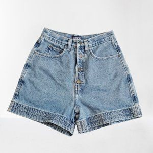 Vintage Button Fly Shorts